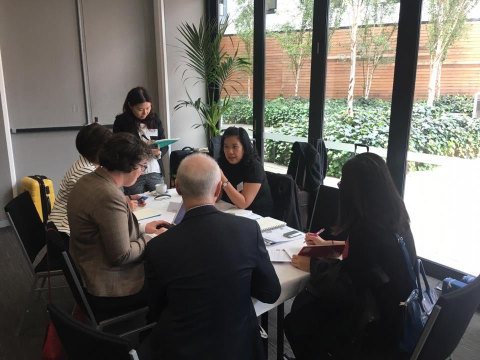 อัครราชทูตที่ปรึกษา ฝ่ายการศึกษา คุณกมลวรรณ สัตยายุทธ์ เข้าร่วมประชุมงาน International Education Association of Australia(IEAA) […]
