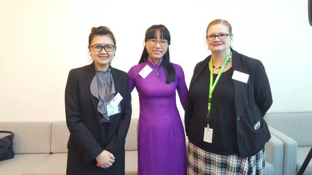 อัครราชทูตที่ปรึกษา (ด้านการศึกษา) และเจ้าหน้าที่ สนร.ออสเตรเลีย ร่วมงานแสดงความยินดีกับผู้ได้รับรางวัล the Southeast Asian Ministers of […]