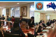 เมื่อวันพฤหัสบดีที่ 2 สิงหาคม 2561 อัครราชทูตที่ปรึกษา (ฝ่ายการศึกษา) ได้เข้าร่วมการประชุมทีมประเทศไทย โดยท่านเอกอัครราชทูต ได้เป็นประธานการปรชุมในครั้งนี้ ผู้เข้าร่วมประชุมประกอบด้วย […]